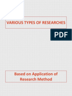 RESEARCH 1 - Types of Research.pptx