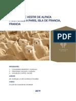 [Chamorro, C., Fernández, C., Mazuelos, A.] Prendas de Vestir de Alpaca Para Bebés a Paris, Île de France, Francia