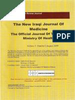 Hemopoietic and lymphoreticuar malignancies in Iraq