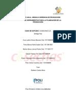 PLANEACION DE LA PRODUCCIÓN COMPAÑÍA COSECHAS  SAS...docx