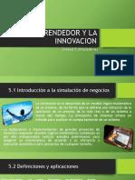 El Emprendedor y La Innovacion