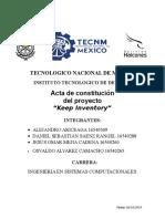 Acta de Constitucion del Proyecto.doc