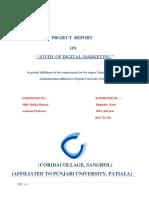 Digital Marketing 1