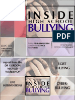 MCGILL UNIVERSITY- INSIDE BULLYING