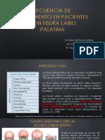 Secuencia de Tratamiento en Pacientes Con Fisura Labio