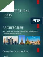 THE ARCHITECTURAL ARTS.pptx