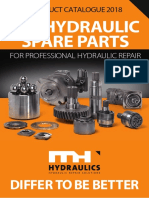 Spare parts MH