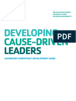 Leadership Competency Development Guide