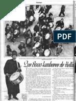 Los 8000 tambores de Hellín