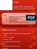 Memandikan Pasien oleh kelompok 1 (2A).pptx