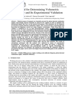 [22559876 - Transport and Aerospace Engineering] Method for Determining Volumetric Efficiency and Its Experimental Validation (1)