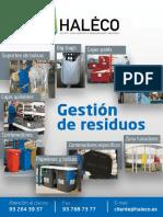 Haleco - Gestion de Residuos-BD
