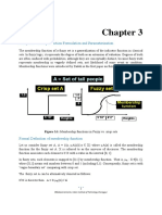 Chapter 3 Fuzzy Membership Functions