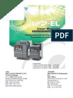 VFD-EL Manual Rus