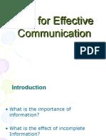 Communication Skill Concept.ppt