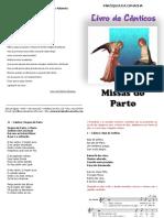 Programa Canticos Missas Do Parto