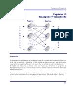 Investigacion de Operaciones Transporte y Transbordo
