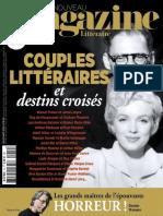 Le Nouveau Magazine Litteraire n.19-20 - Juillet-Aout 2019