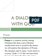 A DIALOGUE WITH GOD.pptx