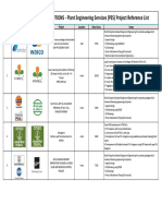 FOX Solutions - Project Reference List.pdf