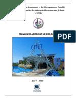 Citet_cop (Communication Sur Le Progres)_2014-2015