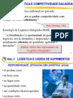 Logística e Competitividade Da Cadeia de Suprimentos