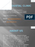 Best Dental Surgeon in Navi Mumbai