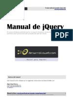Manual de Jquery en PDF Desarrollowebcom