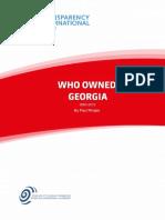 Who Owned Georgia 2003-2012
