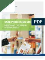 GlobalPayments Merchant Operating Instructions 2015