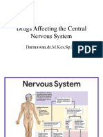 19. Drugs Affecting the Central Nervous System - dr.Darmawan, M.Kes, Sp.PD.pdf