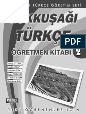 Turkish Teacher Book Gokkusagi