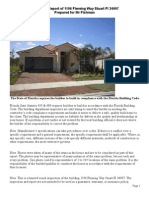 Inspection Report of 1196 Fleming Way - Full
