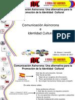 Ponencia I Feria de Saberes IUTC.pptx