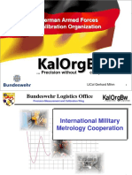 International Cooperation in Field Calibration, Req[1]. Stan.ppt