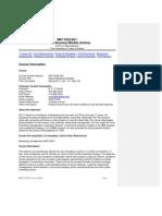 UT Dallas Syllabus for mkt6322.0g1.11s taught by B Murthi (murthi)