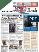 Union Jack News — November 2010