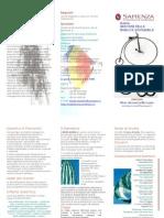 Brochure master mobilità sostenibile 2011