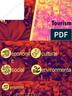 Impacts in the Tourism and Hospitality