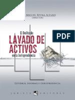 EL DELITO DE LAVADO DE ACTIVOS EN LA JURISPRUDENCIA .pdf