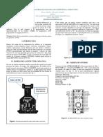 Diseño de Robot Velocista de Competencia
