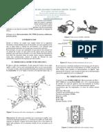 ROBOT DE TIPO ARACNIDO CUADRUPEDO ARDUINO - PCA9685
