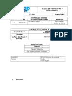 Manual de Contratistas y Proveedores