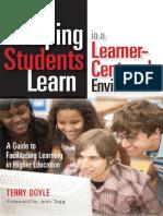 Facilitating Learner Centered Teaching.pdf
