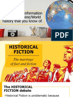 LECTURE#4_HISTORICAL+FICTION