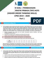 Pembahasan TKP HOTS Part 1.pdf