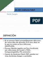 Tratamiento sindrome febril_2018.pptx