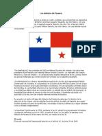 Los símbolos de Panamá.docx
