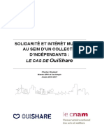 Mémoire - Solidarité Et Intéret Mutuel - OS -Charles WAUBANT