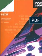 Pop & Rock - Trinity -Guitar  Grade 4